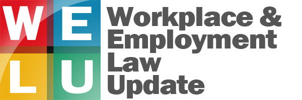 workplace and employment law update
